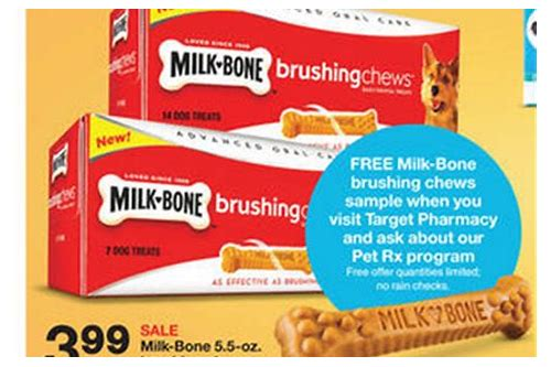coupons for brushing chews
