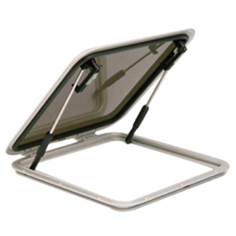 model boat deck hatches bomar low profile extruded deck hatch west marine