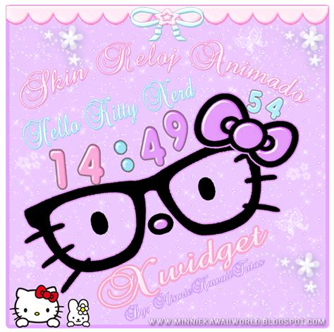 wallpaper hello kitty nerd cara de hello kitty nerd imagui