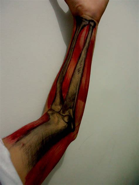 tattoo with bic pen bic pen black and red my arm by naldojunio on deviantart