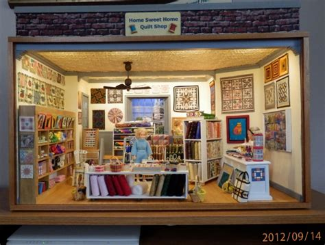 quilt shop room box members gallery the greenleaf
