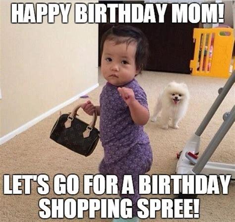 Mom Happy Birthday Meme