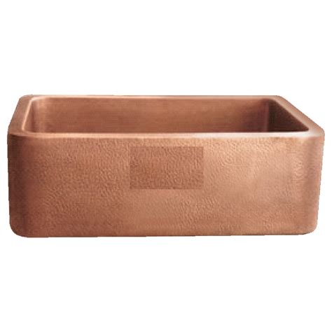 hammered copper farmhouse sink hammered front apron copper farmhouse sink coppersmith