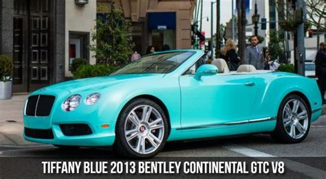 tiffany blue bentley tiffany blue 2013 bentley continental gtc v8 bentley