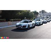 Dubais Cop Cars  From The Eclectic To Exotic