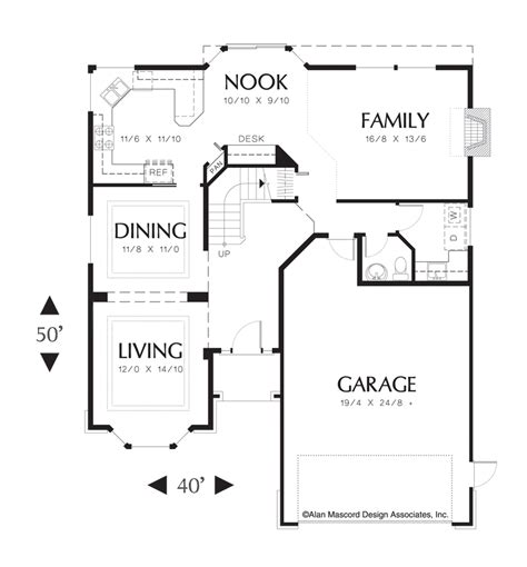 mascord floor plans mascord house plan 2247c the keithsform