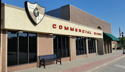 commerce bank of missouri commercial bank of oak grove in oak grove mo 64075