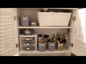 small bathroom makeup storage budget makeup organization how to organize your bathroom