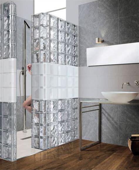 doccia con vetrocemento nuova cristalvetri vetreria a barletta dal 1960
