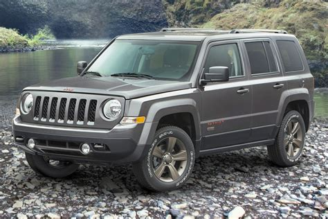 jeep patriot 2017 high altitude 2016 jeep patriot suv pricing for sale edmunds