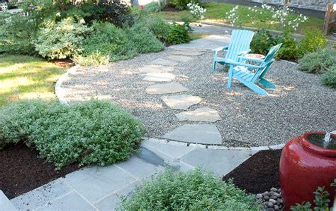 stunning pea gravel decorating ideas