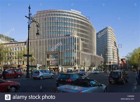 deutsche bank kudamm kudamm berlin stockfotos kudamm berlin bilder alamy