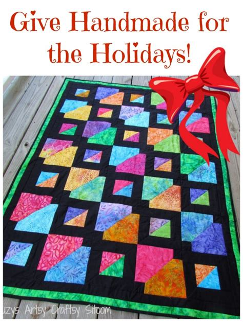 Handmade For The Holidays - give handmade for the holidays