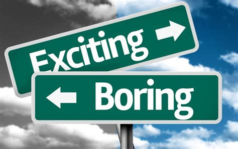 I Find Boring Proofreading Is Quot Mind Numbingly Boring Quot I Think Not Freelance