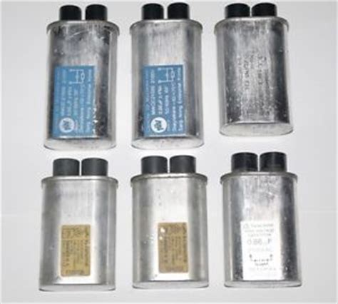 high voltage capacitor microwave oven microwave oven hv high voltage capacitor 0 86 0 95 1 0 1 07uf 2100v 2100 vac mwo ebay