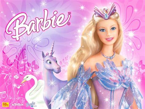 barbie cartoon barbie  swan barbiemania barbie games