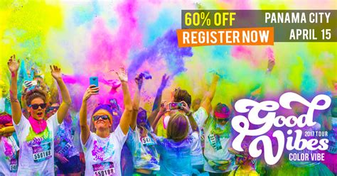 color vibe 5k run panama city