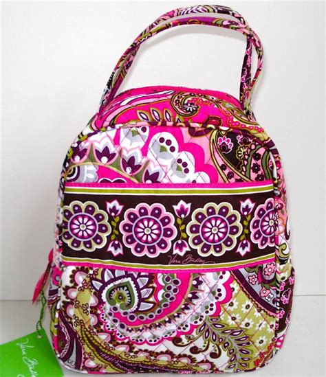 insulated tote bag pattern vera bradley let s do lunch insulated tote bag in your
