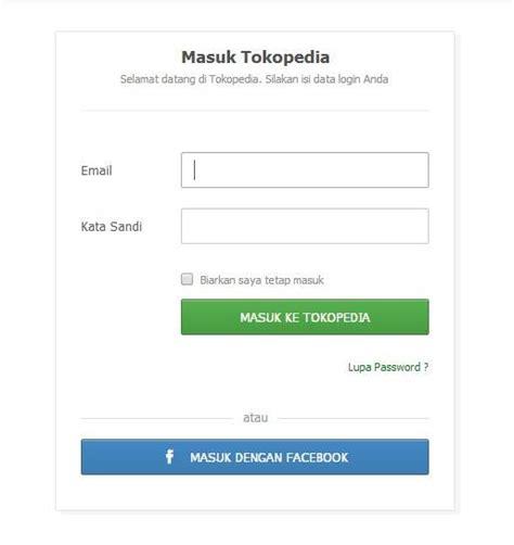 email tokopedia tips cara jualan di tokopedia dengan mudah dan cepat terbaru