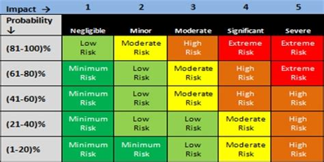 making the best resume risk matrix assignment point