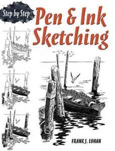 topographical drawing classic reprint books pen and ink sketching step by step book by frank j lohan