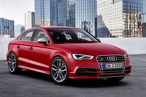 three s audi s3 sedan revealed with 300 hp autoevolution