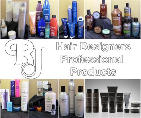 rjs hair designers product