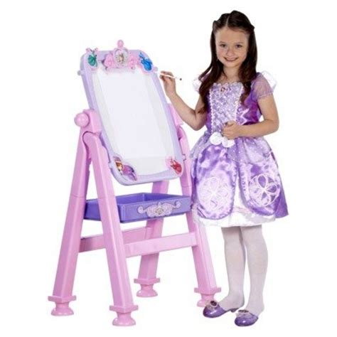 Sofia The Desk by Disney Sofia The Deluxe 2 In 1 Royal Easel And
