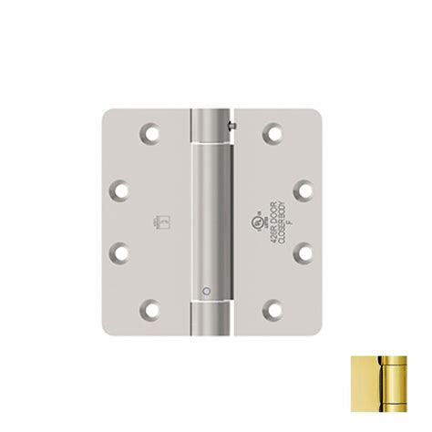 Hager Door Hinges by Shop Hager Polished Brass Door Hinge At Lowes