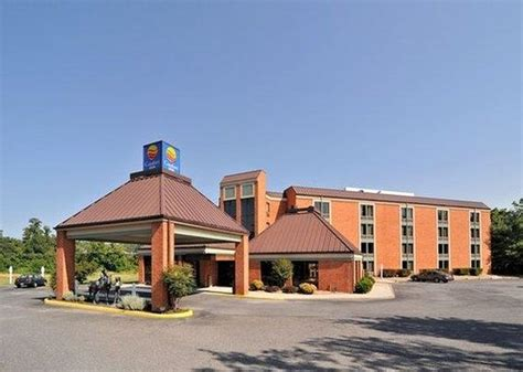 Comfort Inn Virginia Horse Center Lexington Hotel