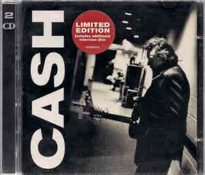 johnny cash american iii: solitary man (cd, album) at