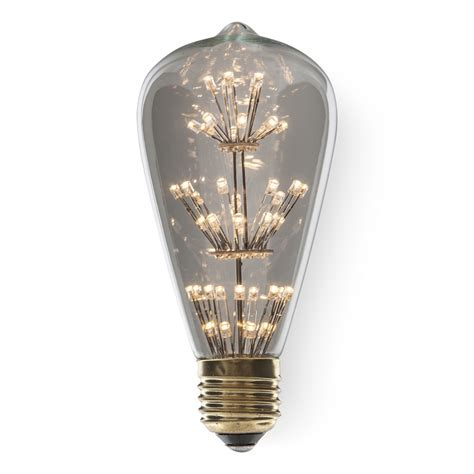 Edison Led Light Bulbs Edison Squirrel Cage Led Light Bulb