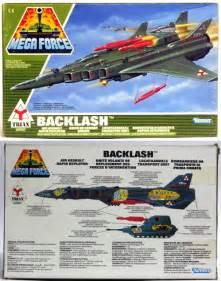 mega force triax backlash