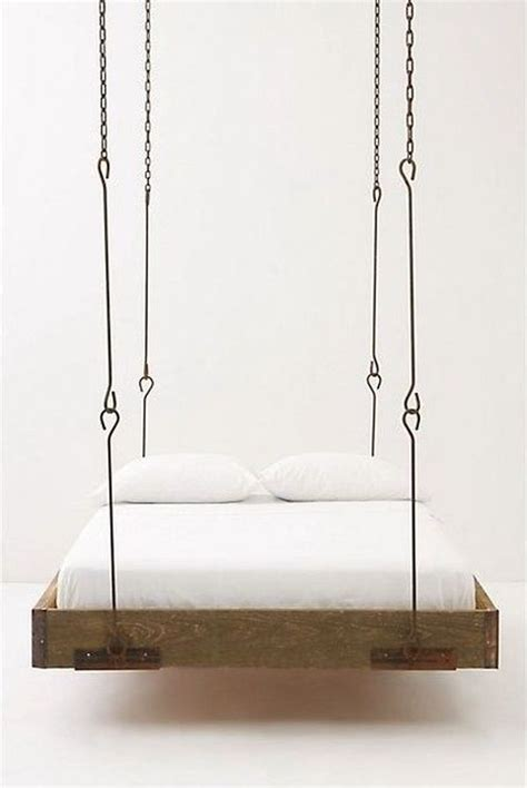 Hanging Upholstered Headboard by Suspended In Style 40 Rooms That Showcase Hanging Beds