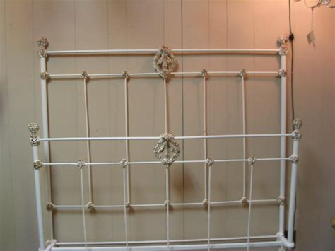 antique iron beds for sale iron bed full size early 1900 s tbb166 for sale antiques