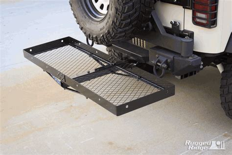 Rear Cargo Rack For Jeep Wrangler Rear Cargo Kit Jeep Wrangler Jk 2007 16 Hitch Wire Harness