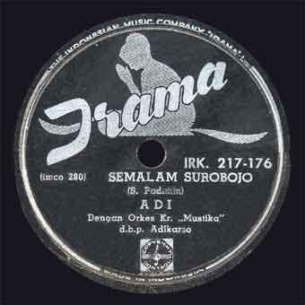 Cd Keroncong Asli Mus Mulyadi 1 kroncong records casettes cd