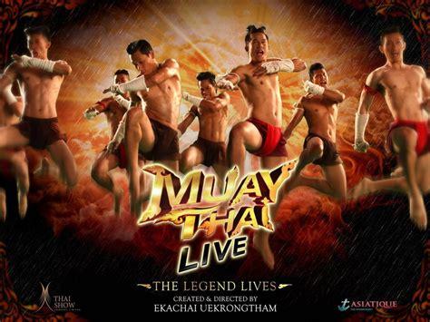 Promo Tiket Muay Thai Live Show Asiatique Bangkok Normal Seat Dewasa jual tiket muay thai live show bangkok murah liburan keren