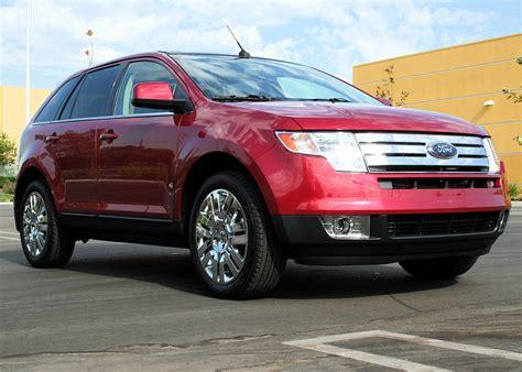 ford edge gas mileage gas mileage for ford edge sel plus autos post