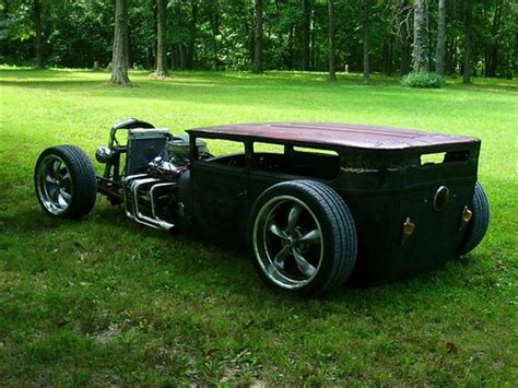 rat rod hot rod custom car project car information  collecting cars legendary collector