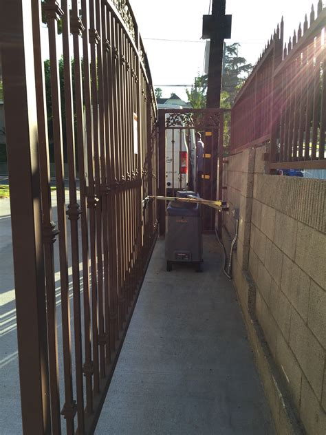swing gate automation swing vehicular gate automation diaz gates