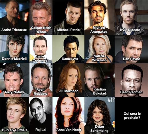 Une liste de 28 acteurs pour le casting du film Warcraft
