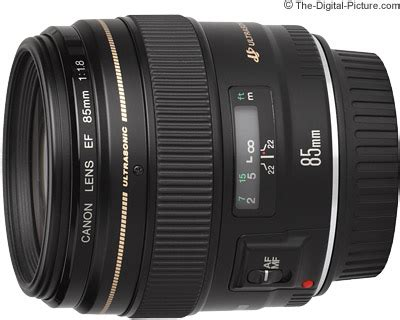 canon ef 85mm f/1.8 usm lens review