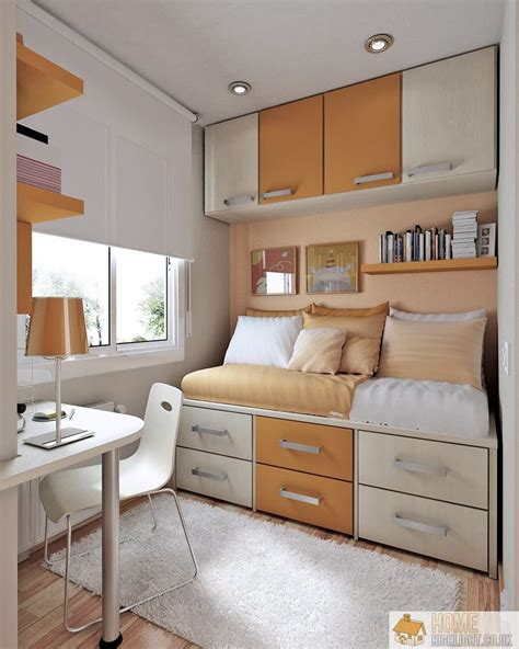 Small Space Bedroom Design Ideas Practical Design Ideas For Small Bedrooms 171 Home Highlight