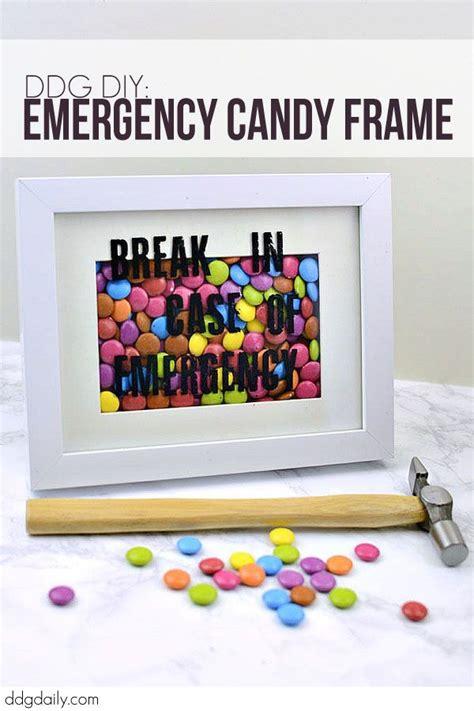 Ddg Diy Break In Case Of Emerge Ydy Frame Tutorial