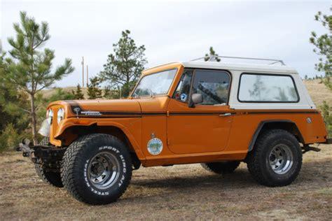 1971 jeep commando 1971 jeepster commando sc 1