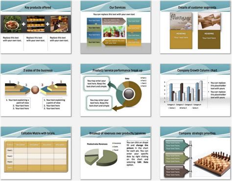 powerpoint design company uk powerpoint blue wave intro template