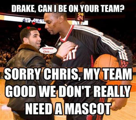 Chris Bosh Gay Memes - drake chris bosh killerhiphop com