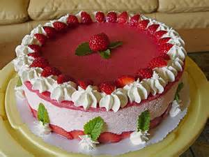 erdbeercreme kuchen erdbeercreme torte rezept mit bild floridalady87