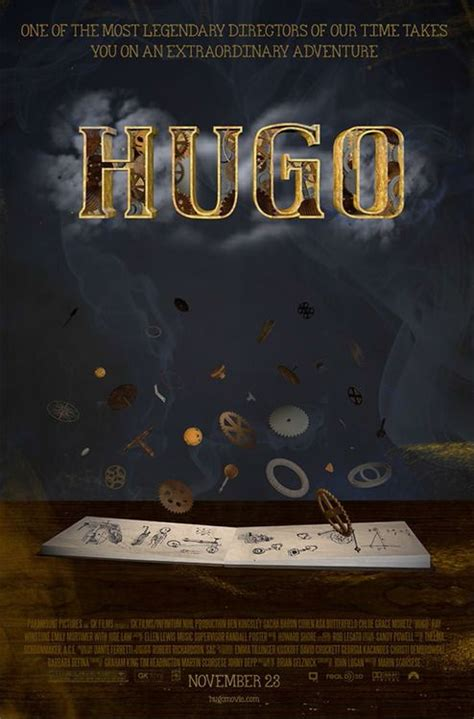 themes in hugo the movie 3056 best images about posters on pinterest the prestige